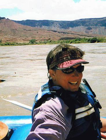 Kara in a boat copy